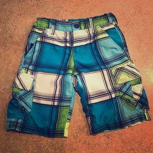 Boys swim trunks-size 7